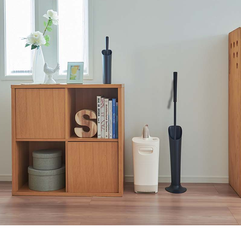 気軽に短時間で効率よくお掃除できる3点セットです。