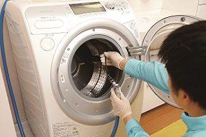 ドラム式洗濯乾燥機除菌クリーニングHP